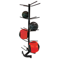 Powermax Double-Sided Medicine Ball Rack