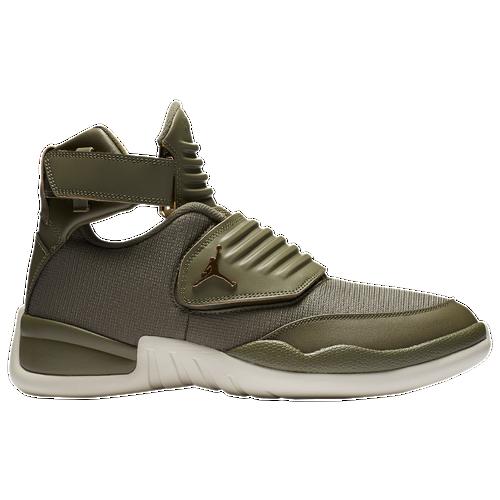 af5fdffa Jordan Generation - Men's - Casual - Shoes - Medium Olive/Light Bone ...