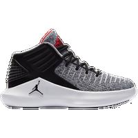 eb36df0fea59 Jordan AJ XXXII Mid - Boys  Preschool - Basketball - Shoes - Black ...