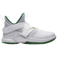a83e301e486 Nike LeBron Soldier XII - Boys  Grade School - Lebron James - White   Green