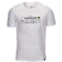 48c0963f6ea Jordan Retro 13 Altitude Coordinate T-Shirt - Men's - White / Black