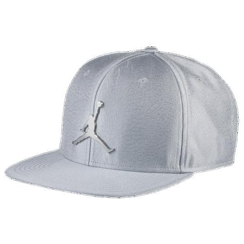 Jordan Jumpman Elephant Ingot Cap - Basketball - Accessories - Grey ... 08bdc4bce71
