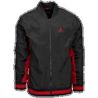 ad3554858a6e Jordan Rings Jacket - Men s - Black   Red