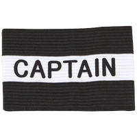 Champro Captain's Arm Bands - Black / White