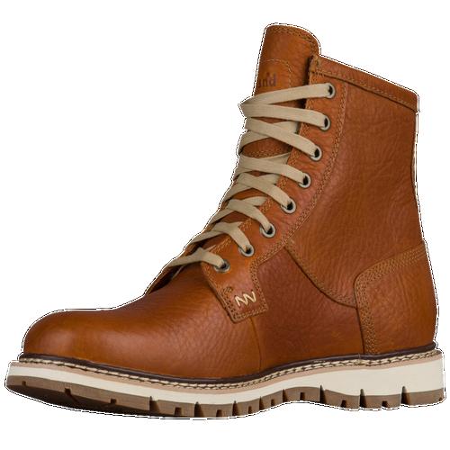 Timberland Britton Hill Plain Toe Boots - Men's - Casual - Shoes - Burnt  Orange