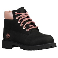 black timberland boots for girls