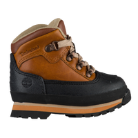 3becedec642f Timberland Euro Hiker Shell Toe Boots - Boys  Grade School - Brown   Black