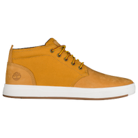 Timberland Davis Square Chukka - Men's - Gold / White