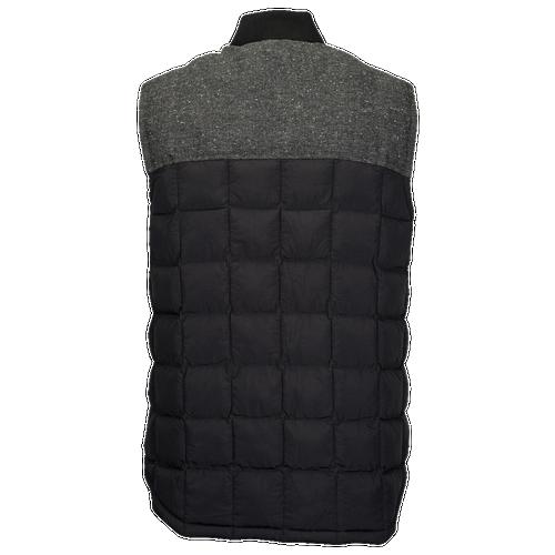 Timberland Skye Peak Mixed Media Vest - Men's Casual - Black A1UQV001