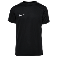 Nike Park 18 Short-Sleeve Top - Boys' Grade School - Black