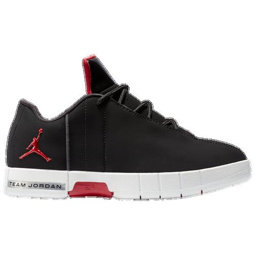 9c05b37794c010 Jordan Team Elite 2 - Boys  Preschool - Basketball - Shoes - Black Gym  Red White