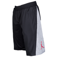 7337266fdf7 Jordan Retro 5 BSK Shorts - Men's - Black / Black