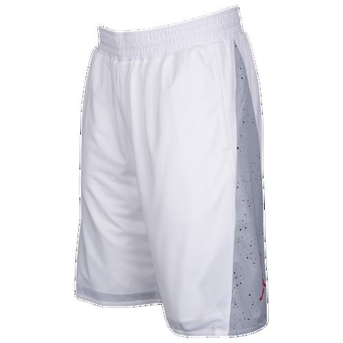 338e6609724 Jordan Retro 5 BSK Shorts - Men's - Basketball - Clothing - White ...