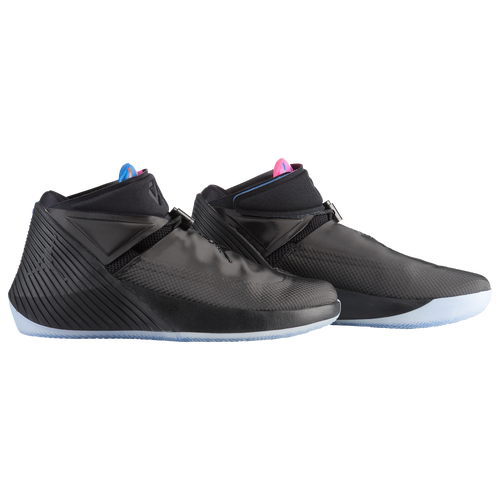 c31efe10b3 Jordan Why Not Zero.1 - Men's - Basketball - Shoes - Westbrook, Russell    Black/Black/Pink Blast/Signal Blue