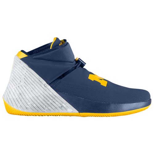 the latest 5d7ea 61912 Jordan Why Not Zero.1 - Men s - Basketball - Shoes - Westbrook, Russell    College Navy College Navy Pewter Grey