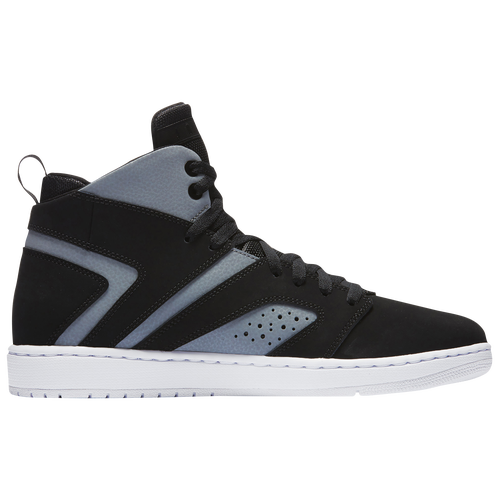 Jordan Flight Legend - Men's Basketball - Black/Cool Grey/White A2526002