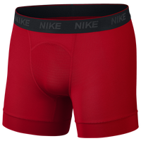 "Nike 2 Pack 5"" Boxer Briefs - Men's - Red"