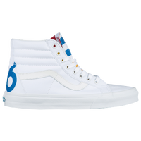 7a896a0ce3d Vans Sk8-Hi - Men s - White   Blue