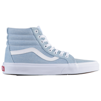 b02930cdb5a Vans SK8-Hi Reissue - Women s - Light Blue   White