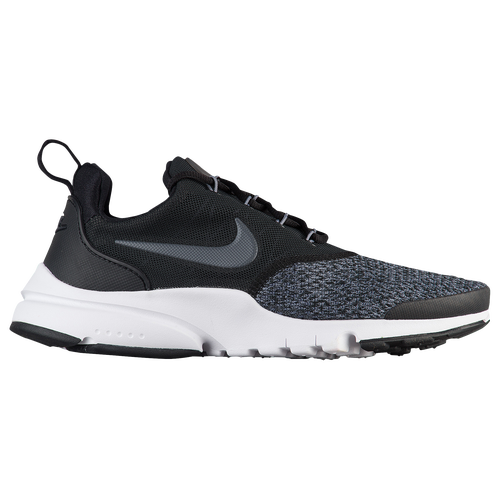 Nike Presto Fly - Boys' Grade School - Casual - Shoes -  Black/Anthracite/Cool Grey/White