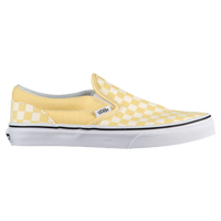 674df045a0b Vans Classic Slip On - Girls  Grade School - Yellow   White