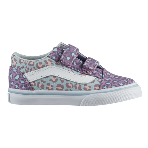 Vans Old Skool - Girls  Toddler - Casual - Shoes - Diffused Orchid ... e0a68b4a7