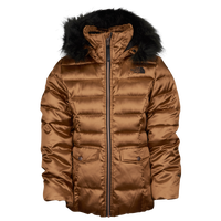 The North Face Gotham 2.0 Down Jacket - Girls' Grade School - Brown