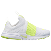 Nike Presto Extreme - Girls' Grade School - White / Light Green