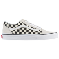 vans black and white checkered