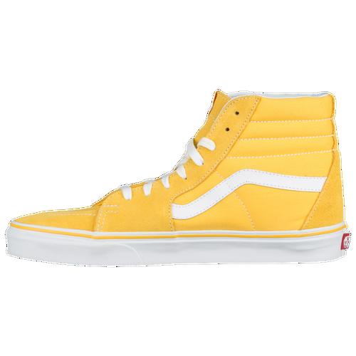 vans yellow