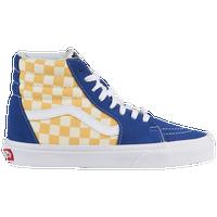 fb8676ea80f Vans Sk8-Hi - Boys  Grade School - Blue   White