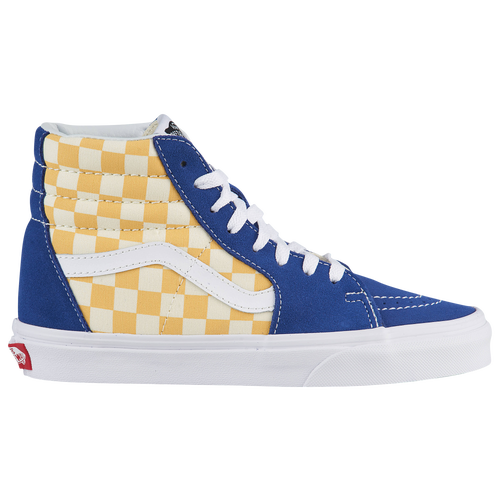 8d13db221922 Vans Sk8-Hi - Boys  Grade School - Casual - Shoes - True Blue Yellow