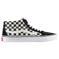 4c5a2d2219 FREE Shipping. Vans Sk8 Mid - Men s - Black   White