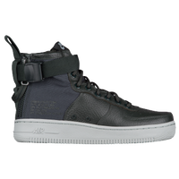 de0e2e2a63 Nike SF Air Force 1 Mid - Women's - Dark Green / Dark Green