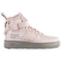 Nike SF Air Force 1 Mid - Women\u0027s - Pink / Pink