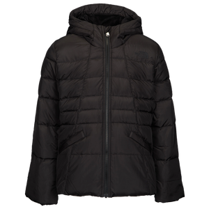 The North Face Moondoggy 2.0 Down Hooded Jacket - Girls' Grade School - Tnf Black