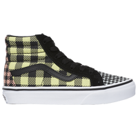 Vans Sk8-Hi - Boys' Grade School - Yellow