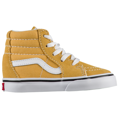 c2af087209 Vans SK8-Hi - Boys  Toddler - Casual - Shoes - Ochre True White