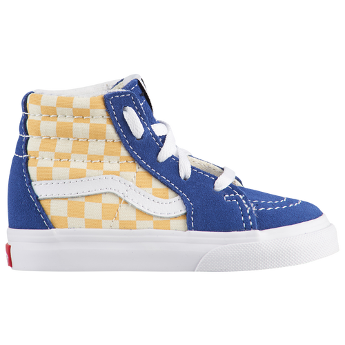 f20934e634 Vans SK8-Hi - Boys  Toddler - Casual - Shoes - True Blue Yellow