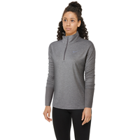Nike Element 1/2 Zip Top - Women's - Grey