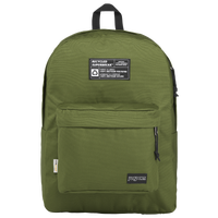 JanSport Recycled Superbreak Backpack - Olive Green