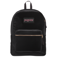 JanSport Superbreak Velvet Backpack - Black