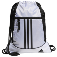 adidas Alliance II Sackpack - White