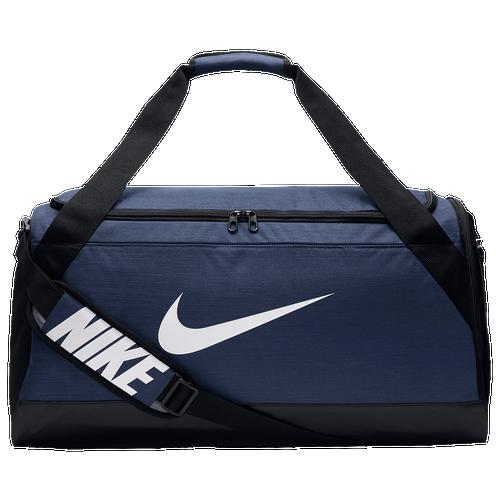 72ef2ff11d Nike Brasilia Medium Duffel - Casual - Accessories - Midnight Navy ...