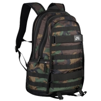 Nike RPM AOP Backpack - Dark Green / Black