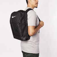 Nike Brasilia Medium Backpack - Black