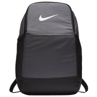 Nike Brasilia Medium Backpack - Grey
