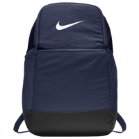 Nike Brasilia Medium Backpack - Navy