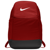 Nike Brasilia Medium Backpack - Red