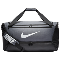Nike Brasilia Medium Duffel - Grey
